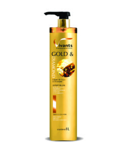 Gold & Diamond Smooth Solution