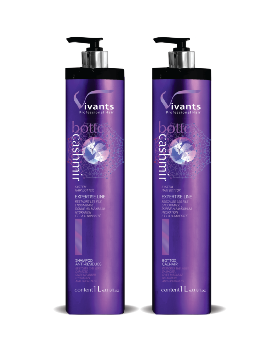Bottox Cashmir - Keratin Treatment
