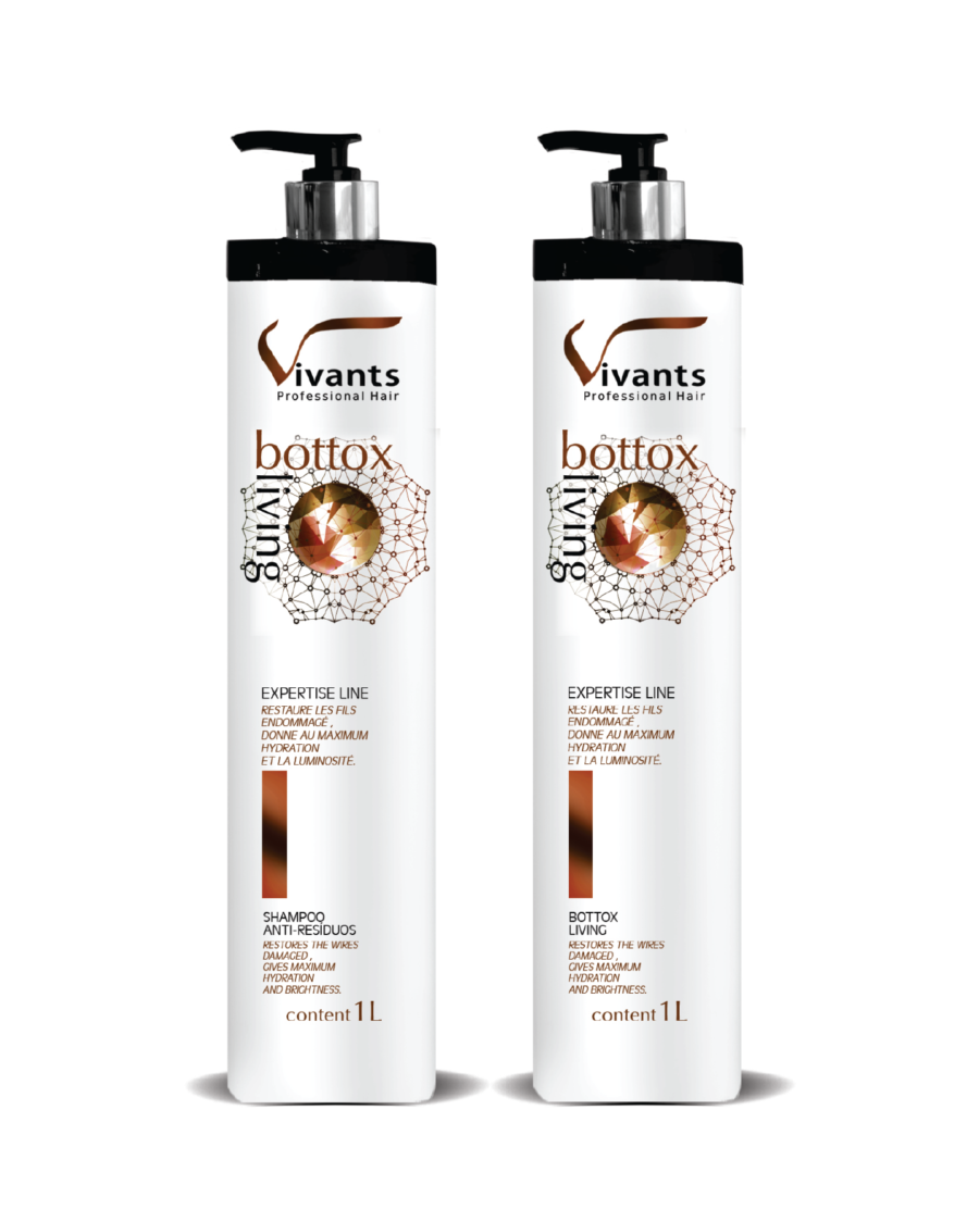 bottox living - keratin treatment