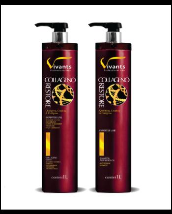 Collageno Restore - Keratin | Treatment | Volumizers