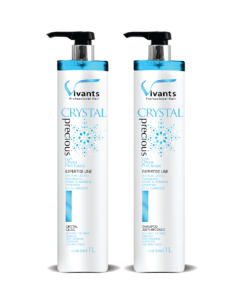 Crystal Precious - Keratin | Treatment | Volumizers