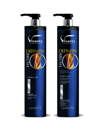 Definitiv Brush - Keratin | Treatment | Volumizers