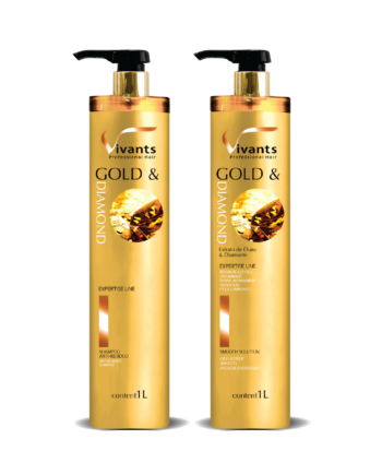 Gold & Diamond - Keratin | Treatment | Volumizers