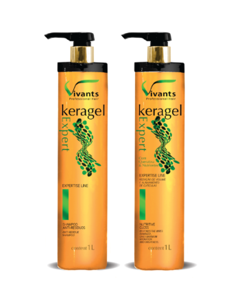 Keragel Expert - Keratin | Treatment | Volumizers