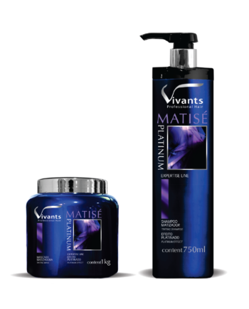 Matisé Platinum - Keratin | Treatment | Volumizers