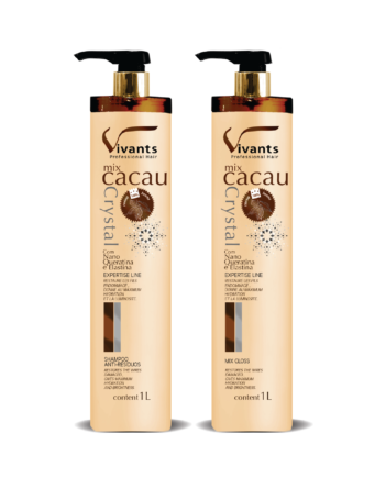 Mix Cacau Crystal - Keratin | Treatment | Volumizers